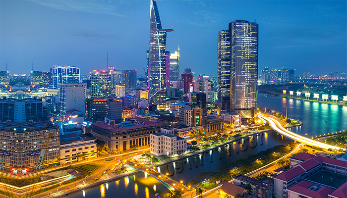 HO CHI MINH CITY ½ DAY TOUR